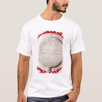 Votive shield in honour of Augustus T-Shirt