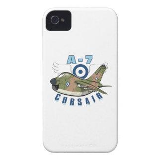 vought a-7 corsair iPhone 4 cover