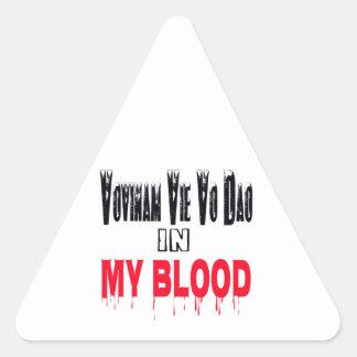 Vovinam vie vo dao In My Blood Sticker