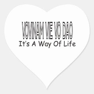 Vovinam vie vo dao It's A Way Of Life Stickers