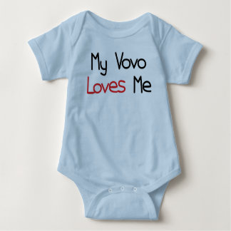 Vovo Loves Me Tshirts