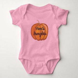 Vovo's Pumpkin T Shirt