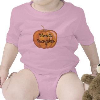 Vovo's Pumpkin Tee Shirts