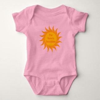 Vovo's Sunshine Baby Bodysuit