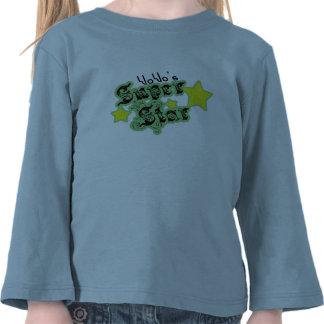 VoVo's Super Star Tee Shirts