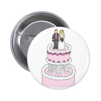 Vow renewal Congratulations 6 Cm Round Badge
