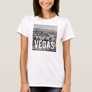 Vows in Vegas Tee