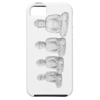Voxel Buddha iPhone 5 Cover