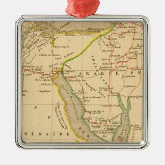 Voyage des Israelites depuis leur sortie d'Egypte Christmas Ornament