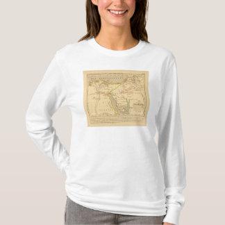 Voyage des Israelites depuis leur sortie d'Egypte T-Shirt