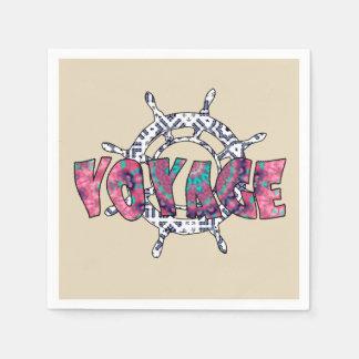 Voyage Paper Napkin