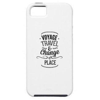 Voyage Travel & Change Of Place iPhone 5 Case
