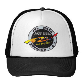 Voyager 1 2 trucker hat