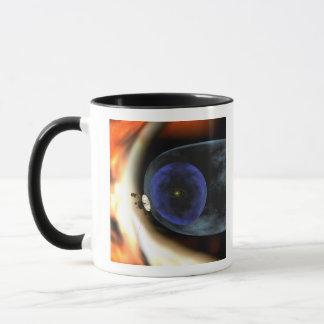 Voyager 2 spacecraft mug