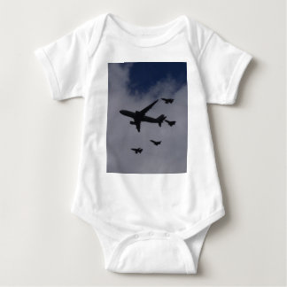 Voyager and Typhoons Baby Bodysuit