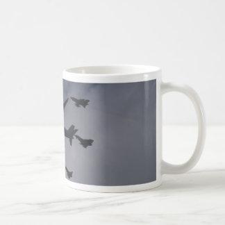 Voyager and Typhoons Basic White Mug