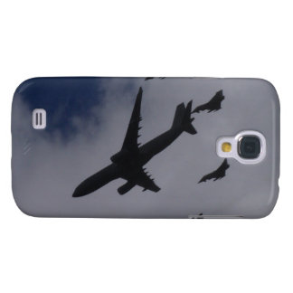 Voyager and Typhoons Galaxy S4 Covers