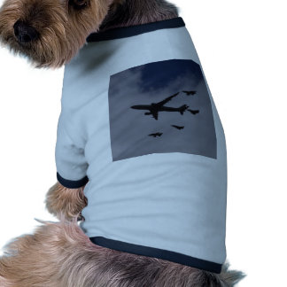 Voyager and Typhoons Pet Tee Shirt