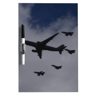 Voyager and Typhoons Dry-Erase Board