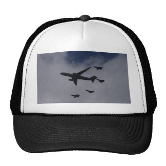 Voyager and Typhoons Trucker Hats