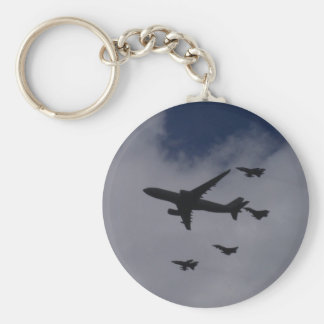 Voyager and Typhoons Key Chains