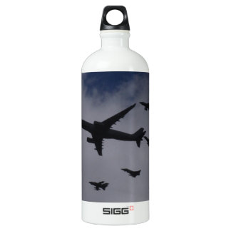 Voyager and Typhoons SIGG Traveller 1.0L Water Bottle