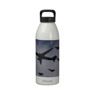 Voyager and Typhoons Drinking Bottle