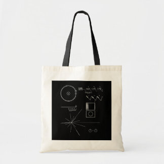 Voyager Message Tote Bag