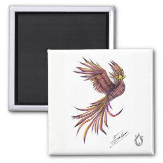 Voyager Phoenix Rising Magnet