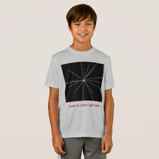 Voyager Star Chart Map T-Shirt