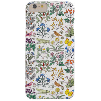 Voysey Apothecary's Garden Pattern Barely There iPhone 6 Plus Case