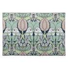Voysey Art Nouveau Owls Nest Pattern Placemat