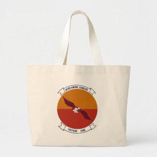 VP-1 Screaming Eagles Canvas Bag