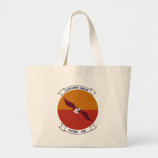 VP-1 Screaming Eagles Canvas Bag