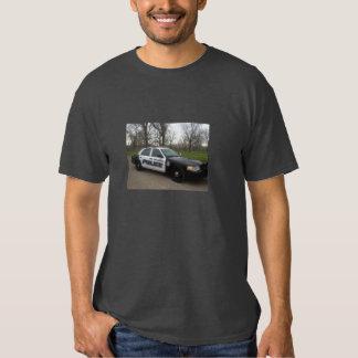 VPD(Victoria Texas Police Dept.) new patrol car T-shirts