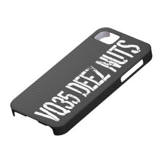 VQ35 Deez Nuts iPhone 5 Case