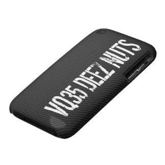 VQ35 Deez Nuts Case-Mate iPhone 3 Cases