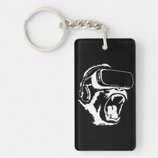 VR Gorilla Key Ring