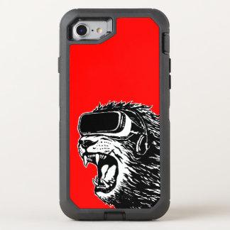 VR Lion OtterBox Defender iPhone 8/7 Case