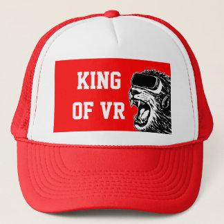 VR Lion Trucker Hat