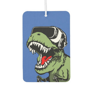VR T-rex Car Air Freshener