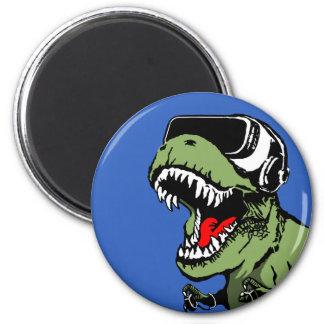 VR T-rex Magnet