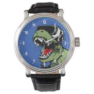 VR T-rex Watch