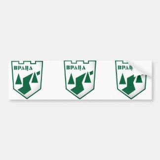 Vratsa, Bulgaria Bumper Sticker
