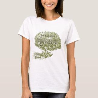 Vriksasana ~Yoga Tree Pose T-Shirt