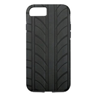 Vroom: Auto Racing Tire iPhone 7 Cases