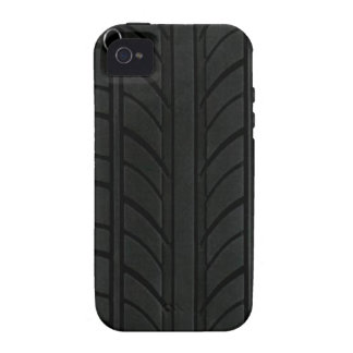 Vroom: Auto Racing Tire Iphone Case-Mate Cases iPhone 4 Cases