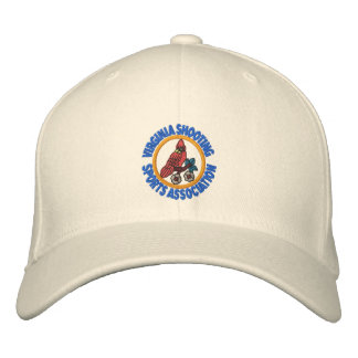 VSSA hat natural Embroidered Hats