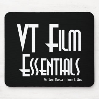 VT Film Essentials Mouse Pad