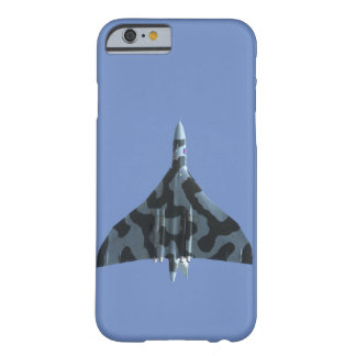 Vulcan bomber in flight barely there iPhone 6 case